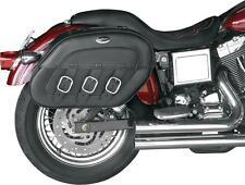 Saddlemen Saddle Bags Drifter Incl. Bracket for Harley Davidson Sportster 94-17