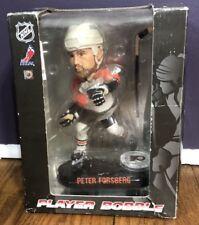 Peter Forsberg Philadelphia Flyers NHL Forever Collectibles Bobblehead Philly