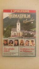 Heimatfilm Klassiker -  Das große Glück, Im schwarzen Rössl am Wolfgangsee DVD