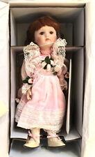 Antique Reproduction Recknagel-Alex Andrientchal Full Body Porcelain Mold Doll