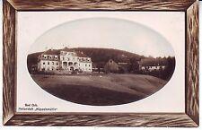 Germany AK Bad Orb - Heilanstalt Kuppelsmuhle pre WWI embossed frame postcard