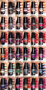One Step gel polish Smalto semipermanente Layla Cosmetics tutti colori