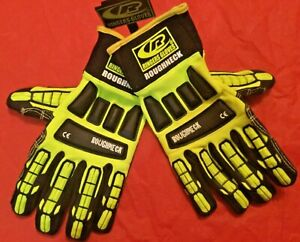 RINGERS ROUGHNECK 297 Kevloc Heavy Duty Impact Gloves (12 pairs for this price)