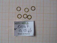 6 RONDELLE USURE 0,15 MOULINET MITCHELL 300 & autre SHIMS PINION GEAR PART 81047