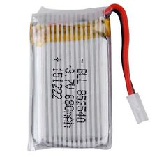 3.7V 680mAh Rechargeable Li-Po RC Battery for SYMA X5C X5C-1 X5 Helicopter  XP