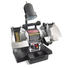 Craftsman Variable Speed 6 Inch 2 Amp 1/6 HP Bench Grinder