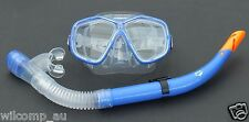 NEW Snorkelling Diving Silicone Set WIL-DS-34B from WILCOMP