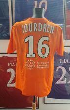 Maillot jersey shirt Nice mhsc Montpellier jourdren worn porté 11/12 2011 2012 L