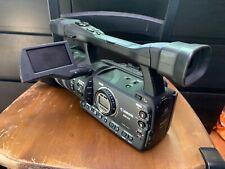 Canon Xh A1 Mini Dv Camcorder - Black