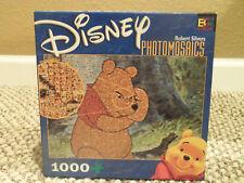 Winnie the Pooh bear Photomosaics 3d photo Disney jig saw picture puzzle frame