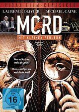 Mord mit kleinen Fehlern * hervorragender Kriminalfilm DVD Pidax Neu Ovp