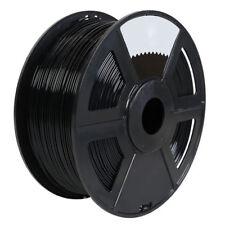 2P Black Flexible TPU 3D Printing Filament 1kg/2.2lb 1.75mm Similar to NinjaFlex