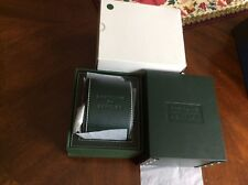 Breitling Bentley box latest model Green color including leather travel case