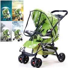Stroller Rain Cover Universal, Baby Travel Weather Shield, Wind/Snow/Dustproof