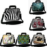 Many Design Shoulder Sleeve Bag Case Cover For 10'' Netbook iPad Tablet Laptop