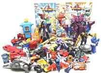 5 lb. Lot Transformers Toys Car Plane Plastic Figure Hasbro+Lego Bionicle+Takara