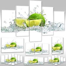 deko-bilder & -drucke aus leinwand für küche und esszimmer | ebay - Leinwandbilder Für Küche