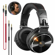 OneOdio Headphones Professional Studio Dynamic Stereo With Microphone Monitor