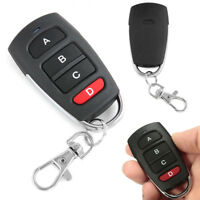 Universal Electric Gate Garage Door 433mhz Remote Control Key FOB Cloning Cloner