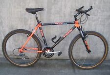 Vintage 1991 Trek 8700 Pro mountain bike with Rock Shox RS-1 and Suntour XC Pro