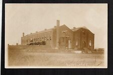 Formby Power House -  real photographic postcard
