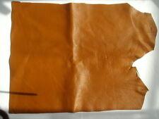 Peau cuir pour refaire les tampons de saxophone.Leather sax pad