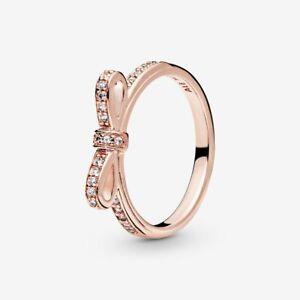Pandora Rose Gold Fine Rings For Sale Ebay