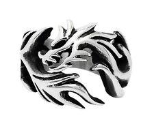 Retro-Stil gewickelt Drachen Ring Vintage UK Größe L Entscheidungen