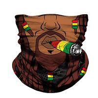 Outdoor Sports Neck Gaiter Face Scarf Cover Balaclava Mask Headwear Bandana Hats