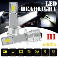 2PCS H1 LED Car  Bulbs Canbus Error Free Headlamp Super White 12V 24V