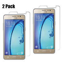 2PCS Tempered Glass Screen Protector Film for Samsung Galaxy On5 G550 G5500