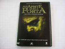 NON APRITE QUELLA PORTA - DVD EXCELLENT CONDITION EX EDICOLA - JESSICA BIEL