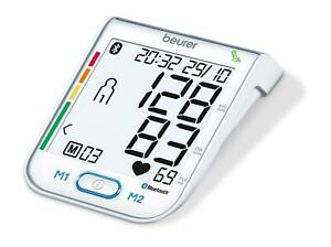 Beurer BM77 Upper Arm Blood Pressure Monitor with Bluetooth and XXL Display
