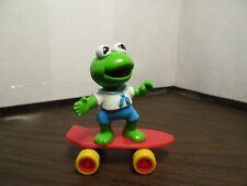 1986 Muppet Babies McDonald's Happy Meal M4 Kermit the Frog on Skateboard
