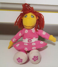 BBC THE TWEENIES FIZZ CHARACTER PLUSH TOY SOFT TOY 12CM TALL