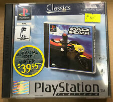 Road Rash (Sony Playstation 1, 1991)