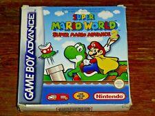 Super Mario World, Super Mario Advance 2 for Gameboy Advance