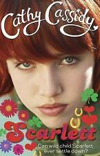 BRAND NEW Scarlett 9780141338910 by Cathy Cassidy, Paperback, FREE P&H girl book