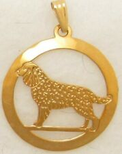American Water Spaniel Jewelry Pendant by Touchstone Dog Designs
