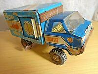 Vintage soviet toy car. Original. USSR. 1970-80 Vk