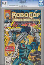 Robocop #2  CGC  9.6  Marvel Movie  Comic published in 1990