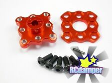 GPM ALUMINUM MAIN SPUR GEAR ADAPTER OR FOR HPI SPRINT 2 II FLUX ALLOY ADAPTOR