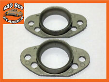 """Pair Stub Stacks for K&N or Other Pancake Air Filter SU 1 1/4"""" CLASSIC MINI"""