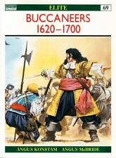 Buccaneers 1620-1700 - Osprey Elite Book 69
