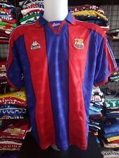 Maglia Calcio BARCELLONA Barcelona football camiseta shirt Jersey Trikot 1995-97