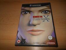 Pal version Nintendo GameCube Resident Evil Code Veronica X (UK)