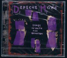 DEPECHE MODE SONGS OF FAITH AND DEVOTION CD F.C. SIGILLATO!!!