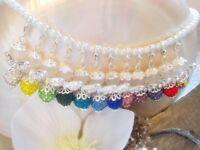 Engel Strass Schutzengel Anhänger Charm Basteln Gastgeschenk Hochzeit Glück DIY