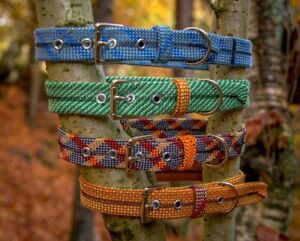 Scavenger Climbing Rope Dog | Handmade from retired climbing rope | Eco-friendly