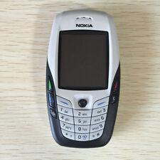 Original NOKIA 6600 SILVER-BLACK UNLOCKED GSM CELLPHONE,CAMERA,BLUETOOTH